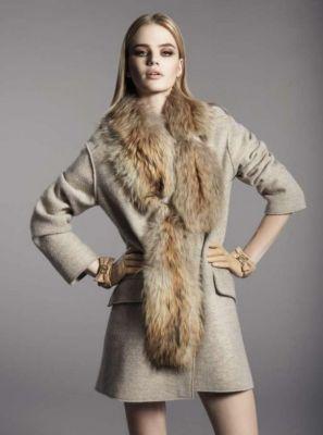 Модные женские пальто осень зима 2011 2012