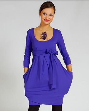 Модная одежда для беременных женщин