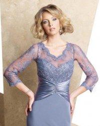 Цвет на фотографии: Синий Описание платья: Женское вечернее платье...