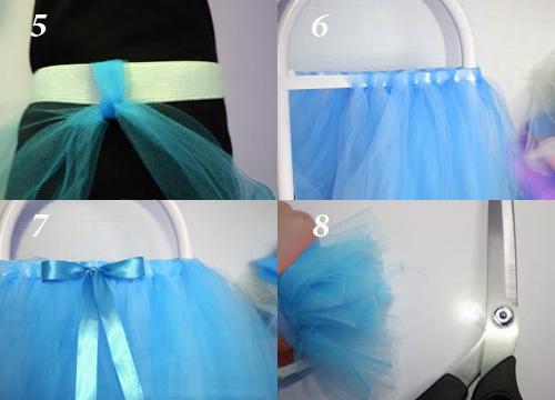 Как своими руками сделать юбку пачку