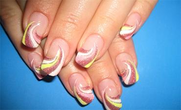 Кроме того, в создании гелевых ногтей ...: princefka.ru/be-beautiful/manicure-and-pedicure/20108-dizayn...