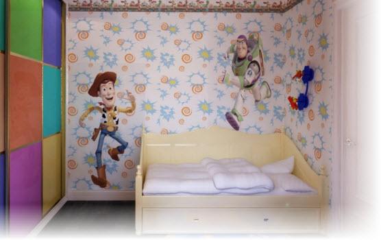 Детский уголок своими руками в однокомнатной квартире 654