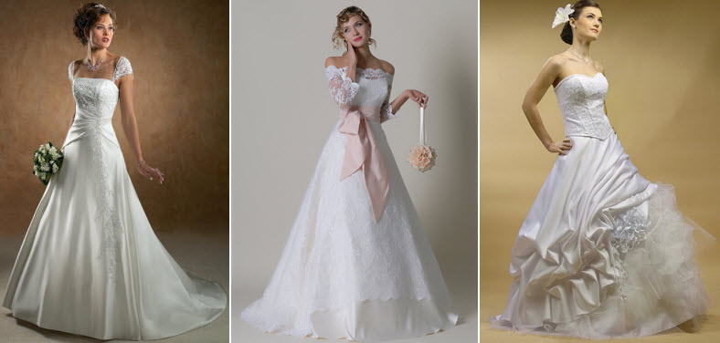 6f7e9079c02dcb3 Самые красивые свадебные платья - обзор свадебных платьев