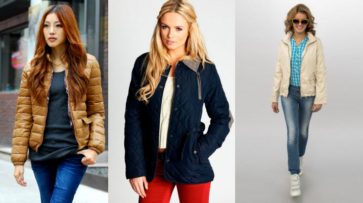 Модные Куртки 2016 Весна Купить