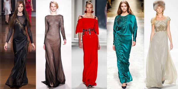 Модные платья весна-лето 2015 - тренды и