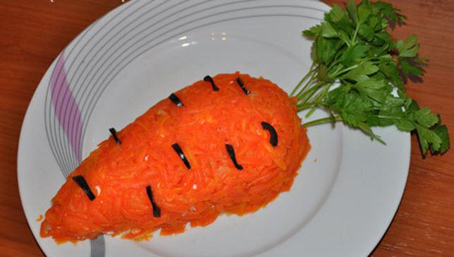 салаты на детский праздник рецепты с фото
