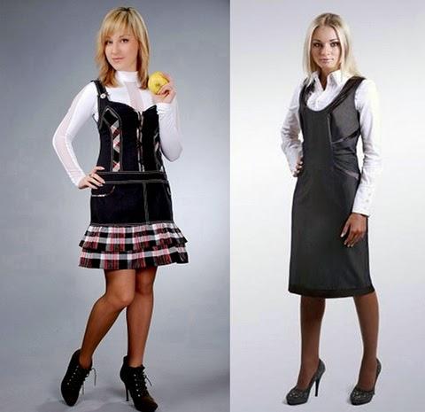 как одеть подростка в школу фото