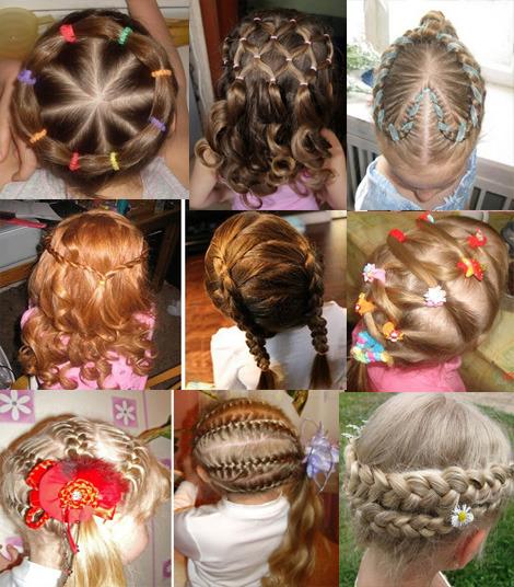 Ретро прически на короткие волосы волнами