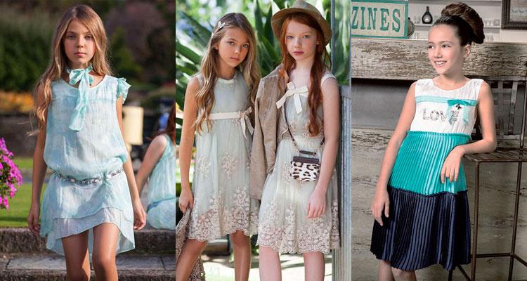 Модные Платья Для Девочек Подростков Купить