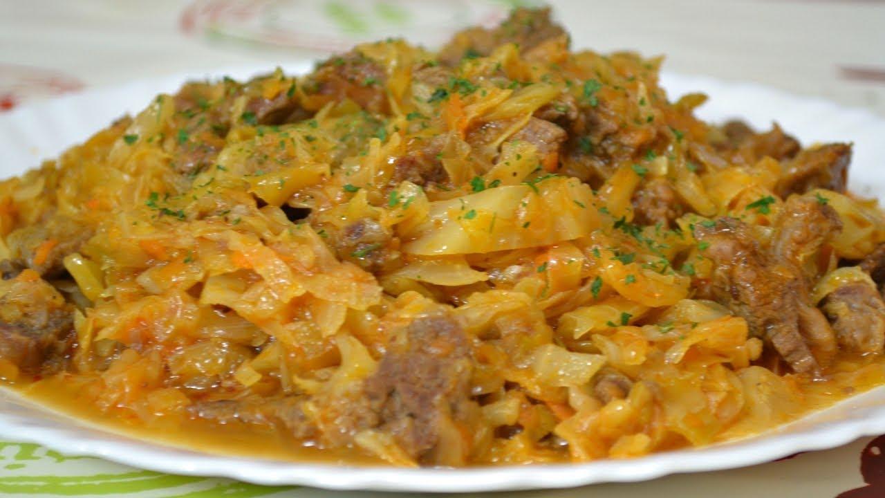 приготовление блюд из капусты свежей