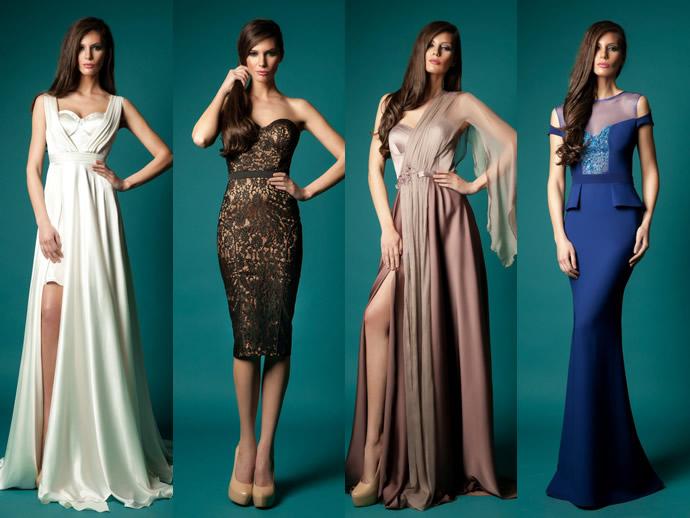 Купить Платье Вечернее Модное
