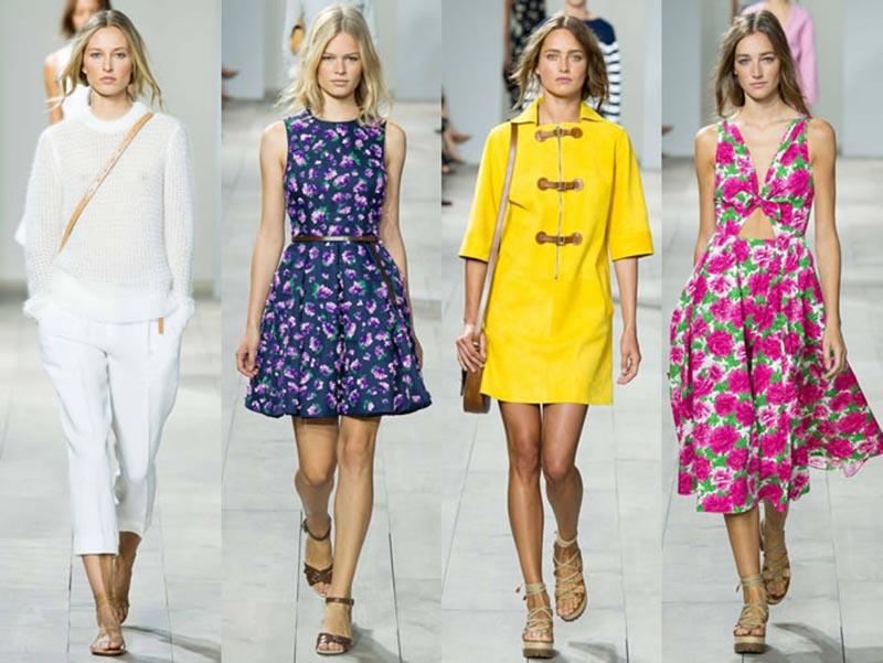 Модная Женская Одежда Лето